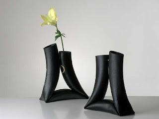 Cara Membuat Vas Bunga Dari Sampah Ban Dalam.jpg