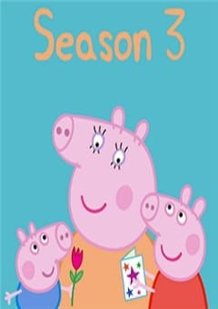 Peppa Pig - 3ª Temporada Desenhos Torrent Download capa