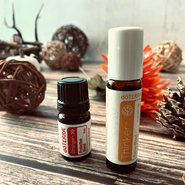 Doterra Essential Roll-ons