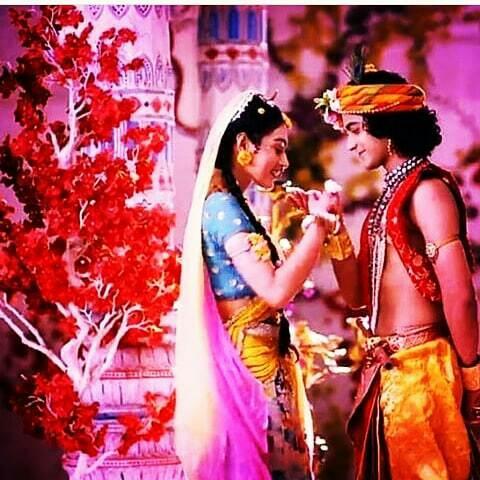 Radha krishna video status