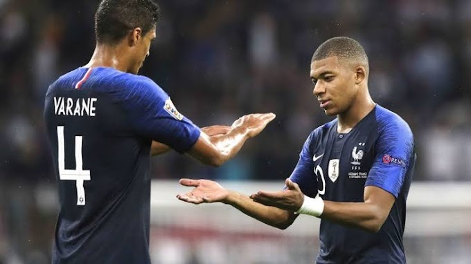 Real Madrid to give Varane and Mendy days of isolation after Mbappe tests positive for Covid-19