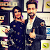 Nakuul Mehta and Surbhi Chandna as a Contestant on Lip Sing Battle
