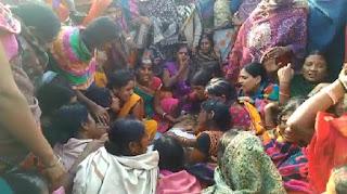 पटना सिटी में सड़क हादसे में दो की मौत, एक घायल, आक्रोशित ग्रामीणों ने सड़क जाम कर किया हंगामा