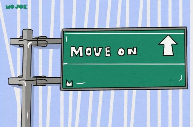 MOVE ON REBORN - Tips Move On Ketika Patah Hati