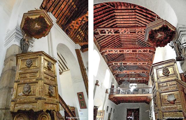 Capela do Mosteiro de Ecce Homo, Villa de Leyva, Colômbia