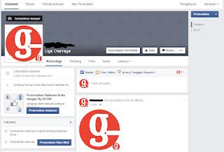 Cara membuat fanspage facebook dengan gambar