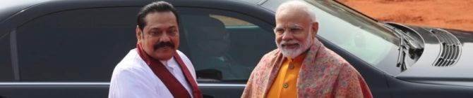 Sri Lanka's New Road Map On India Stresses On Trade, Defence And Religious Exchanges