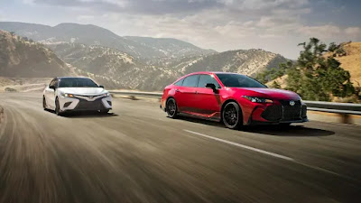 2020 Toyota Camry TRD Review, Specs, Price