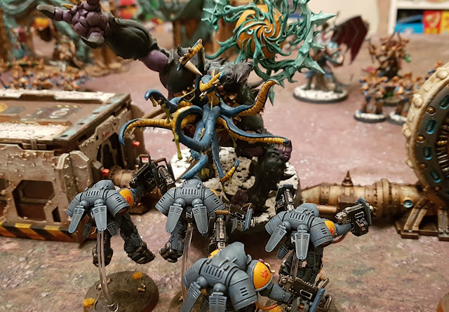 Thousand Sons Rubric Marines Arms Pairs 10x Big Pack