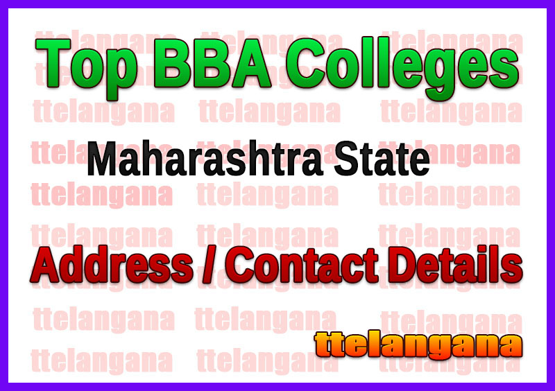 Top BBA Colleges in Maharashtra
