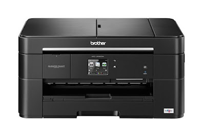 compact inkjet packed total of smart features Brother MFC-J5320DW Driver Downloads