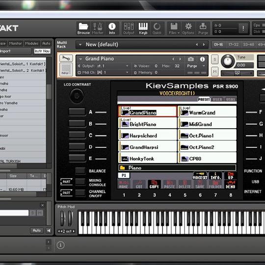 Kontakt 5 free download for mac   Native Instruments Kontakt