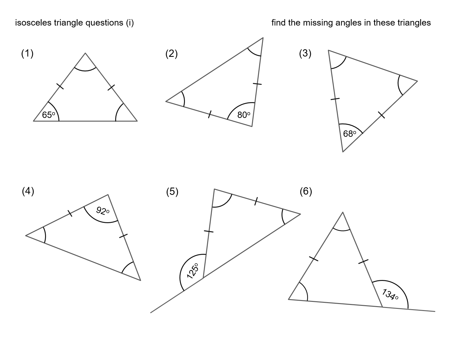 Median Don Steward Mathematics Teaching Isosceles
