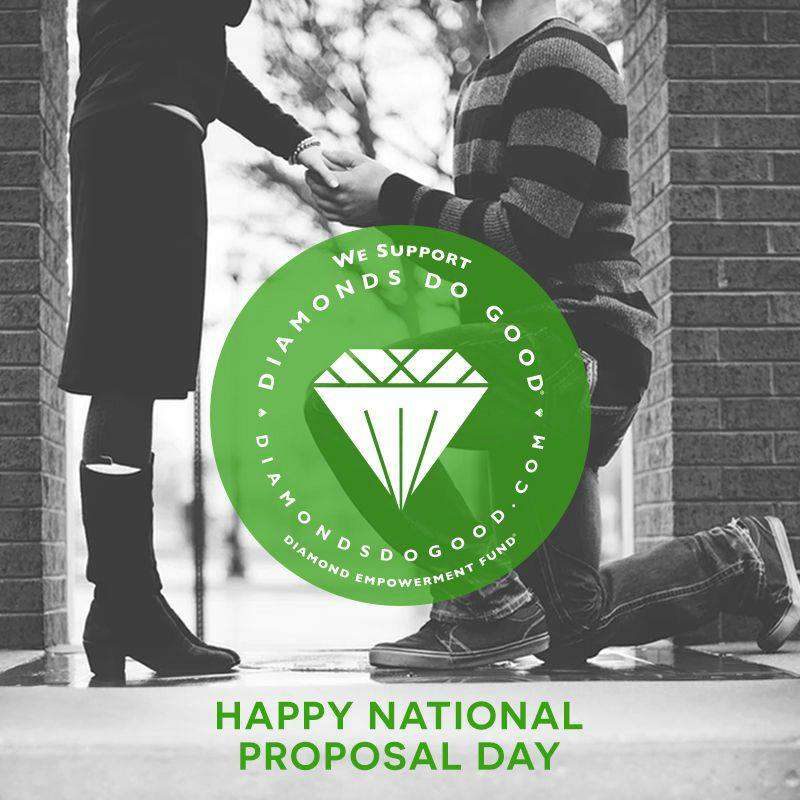 National Proposal Day Wishes for Instagram