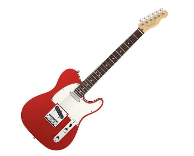 Review, Harga dan Spesifikasi Fender American Deluxe Telecaster