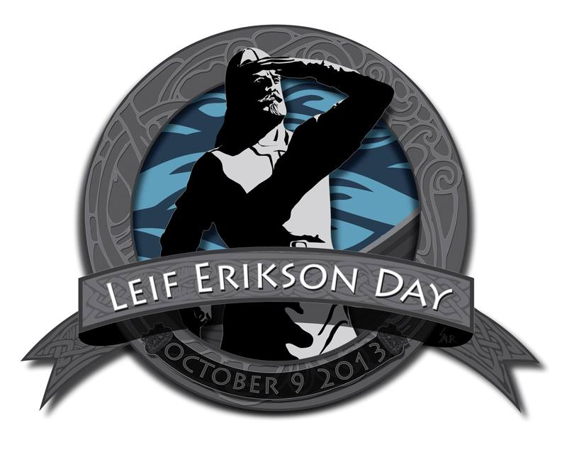 Leif Erikson Day Wishes Images