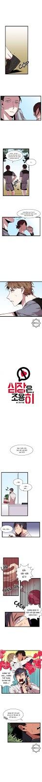 Trang 1 - [ Manhwa ] Trái tim thầm lặng - Heart Silent - Chap 008 (- Han Kyeul) - Truyện tranh Gay - Server HostedOnGoogleServerStaging