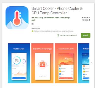 Smart Cooler – Phone Cooler & Temp Controller