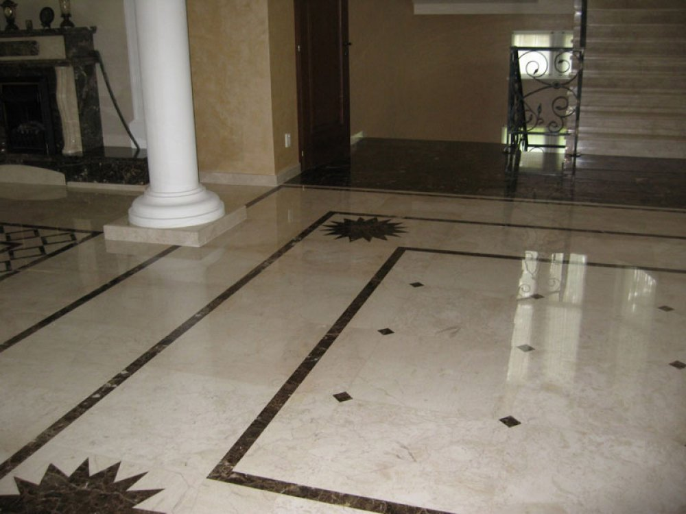 Lantai Granit atau Lantai Keramik  Kelebihan dan