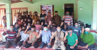 9 Pucuk Suku Sungai Pinang Pujud Siap Dukung AMAN