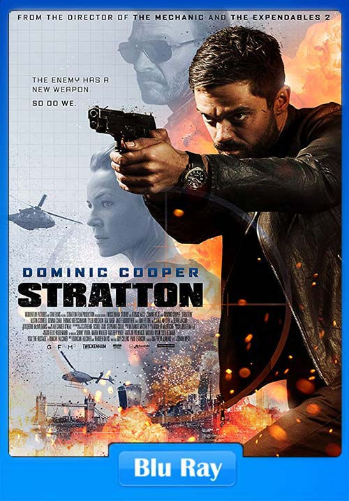 Stratton 2017 720p BluRay ESubs Dual Audio Hindi English x264 | 480p 300MB | 100MB HEVC