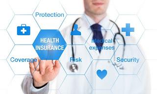 Take advantage of health insurance facilities
