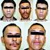 Detienen a Cinco Responsables de Robo con Violencia en Hermosillo