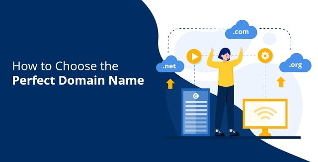 how to choose perfect domain name rules register site domains