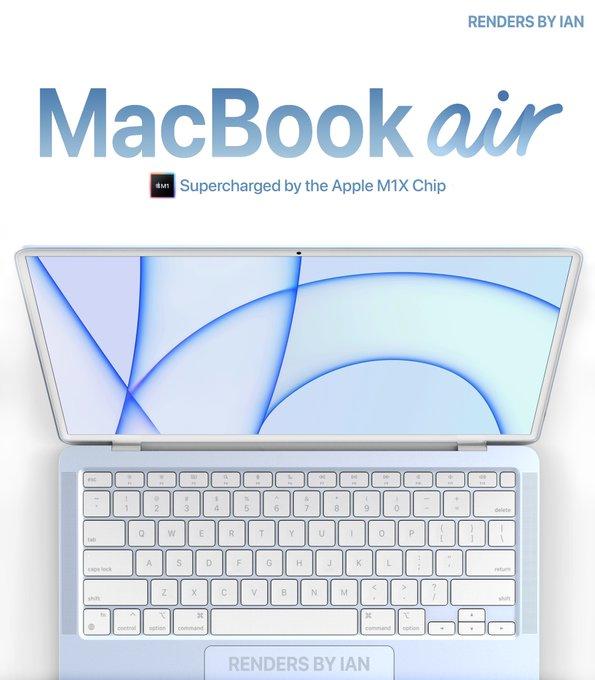 2021 MacBook Air