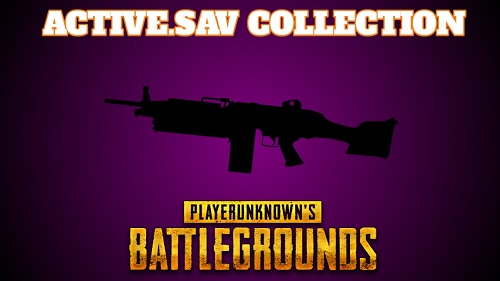 Active.sav File Collection for PUBG Mobile