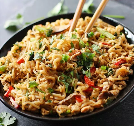 RAMEN NOODLE STIR FRY #ramen #noodle #dinner #healthyrecipes #food