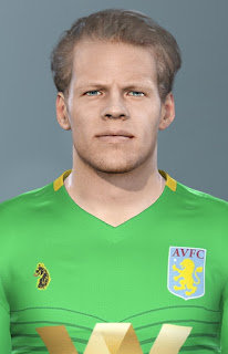 PES 2020 Faces Ørjan Nyland by Champions1989