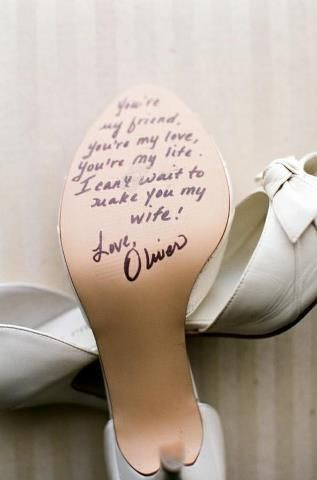 Personalized Wedding Shoes Choice