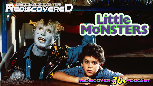 Rediscovered #6: Little Monsters