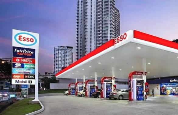 Esso Oil
