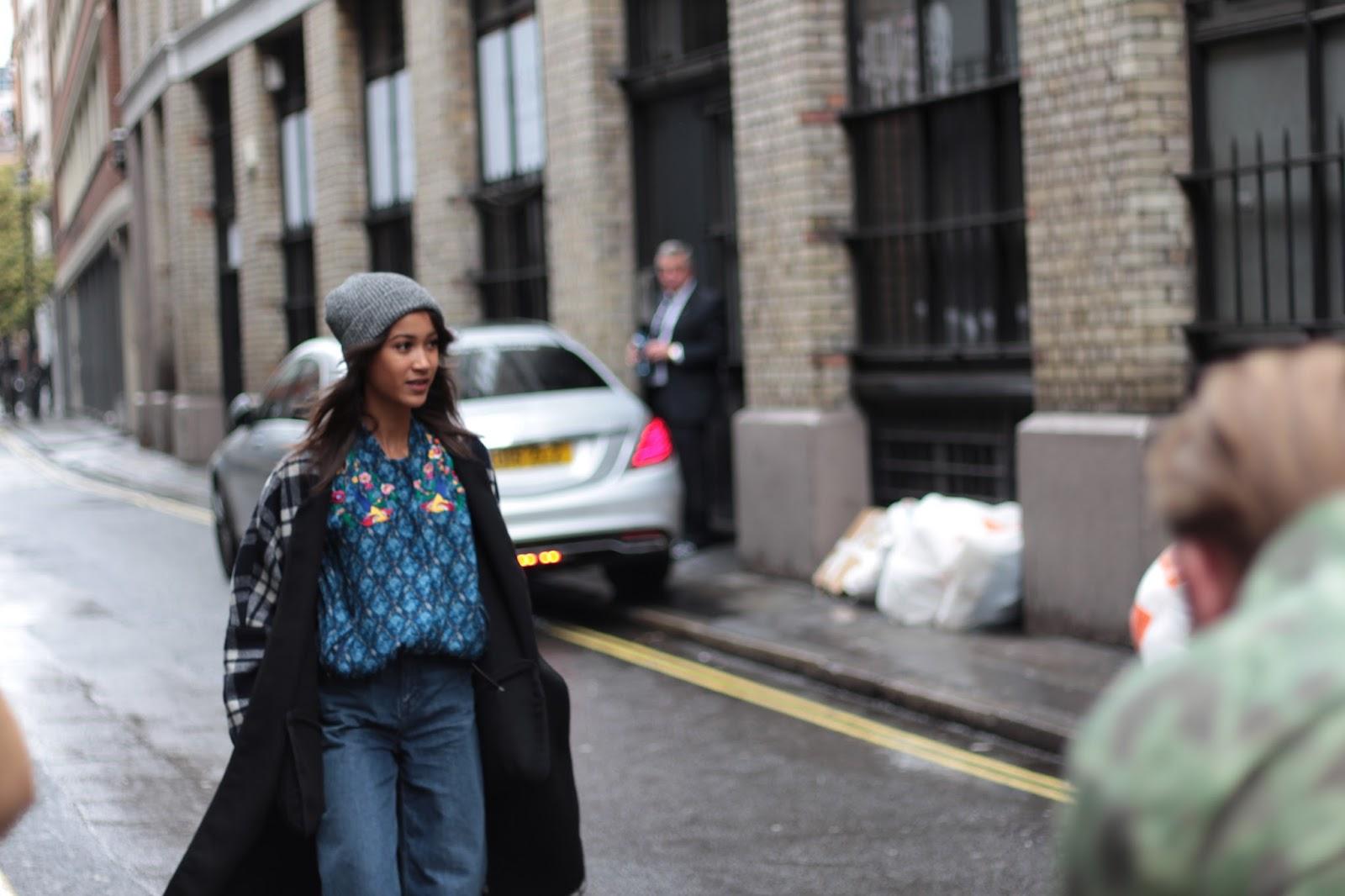 London fashion week ss16 street style day 5