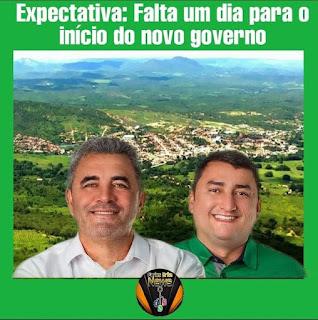 Prefeito Deda Pereira, Vice Prefeito e Vereadores serão empossados neste dia (1), em Farias Brito