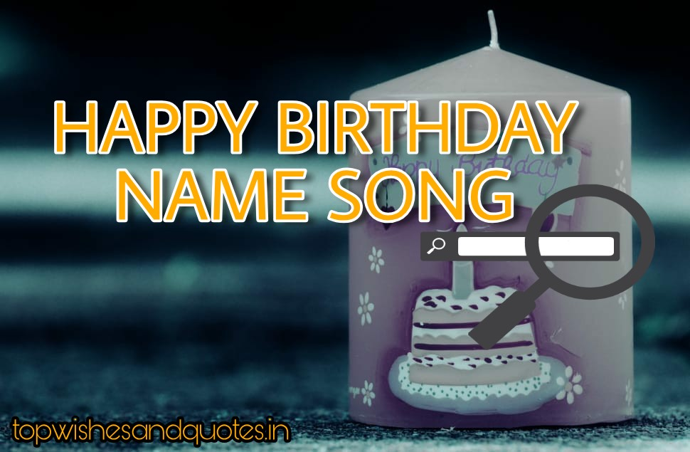 Download Happy Birthday Song with your name in Hindi