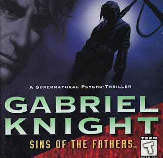 Okładka gry Gabriel Knight