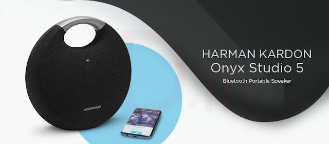 Onyx Studio 5 Portable Bluetooth Speaker