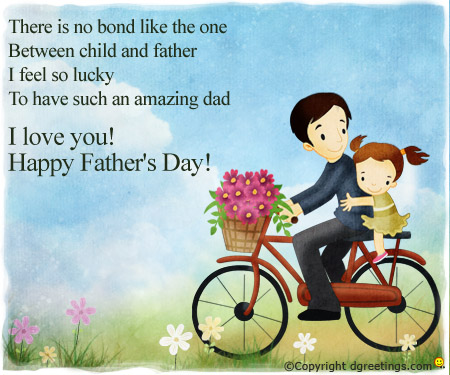 Fathers Day Card Messages