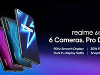 Realme 6 dan Realme 6 Pro Meluncur di Indonesia, Ini Harganya dan Spesifikasi Lengkapnya