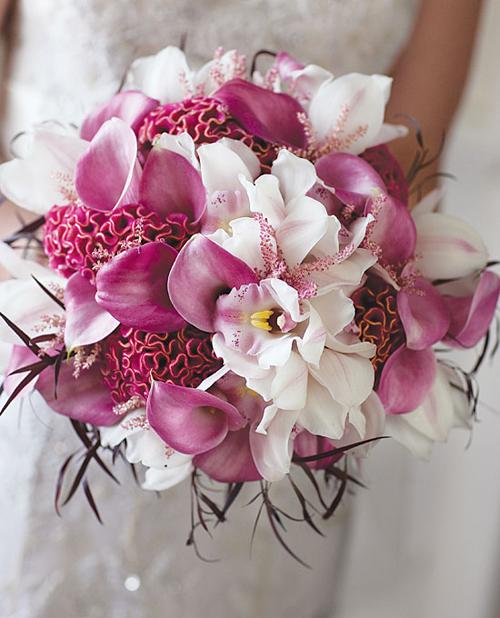 Cách chọn hoa cưới cầm tay theo 12 cung hoàng đạo (P2)