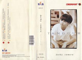 derby romero album tangguh www.sampulkasetanak.blogspot.co.id