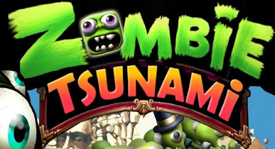 Zombie tsunami android game