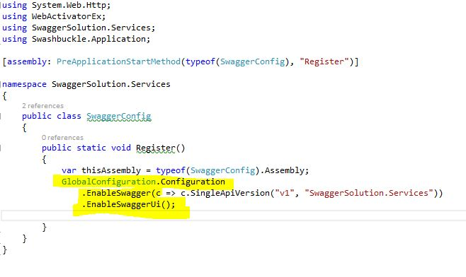 Swagger Integration in ASP NET Web API Project - CodeProject