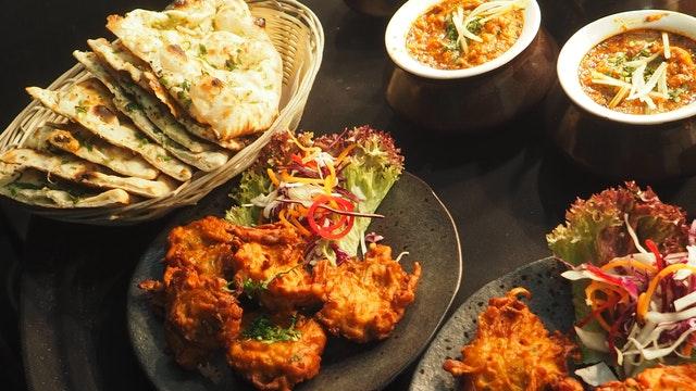 Delhi favorite food images