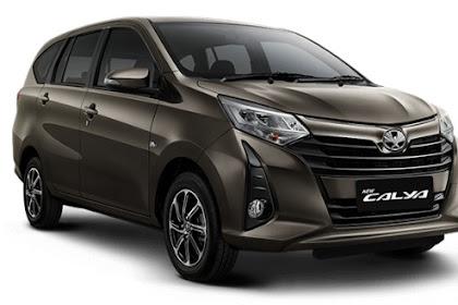 Paket Kredit Calya Toyota Terbaru 2019