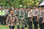 Pasukan Upacara Ops Matap Praja 2018