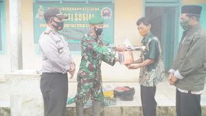 TNI Kodim Pekalongan Gelar Bakti Sosial Di Pelosok Petungkriyono